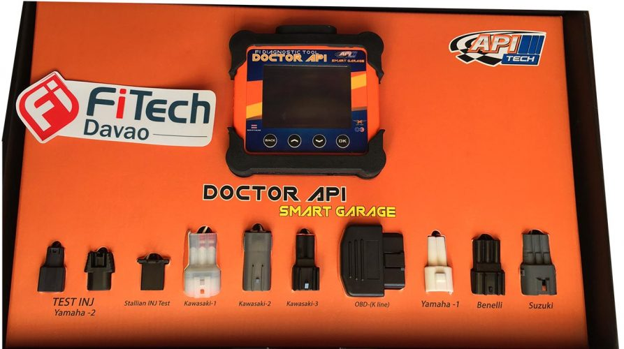 smart garage diagnostic tool